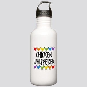Chicken Whisperer Stainless Water Bottle 1.0L